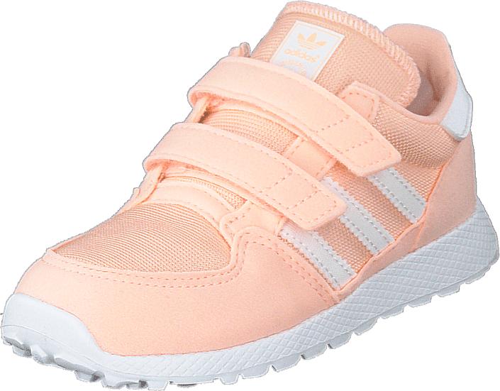 Adidas Originals Forest Grove Cf I Cleora/ftwwht/cleora, Kengät, Sneakerit ja urheilukengät, Urheilukengät, Valkoinen, Unisex, 25