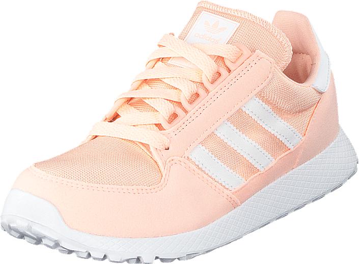 Adidas Originals Forest Grove C Cleora/ftwwht/cleora, Kengät, Sneakerit ja urheilukengät, Urheilukengät, Valkoinen, Unisex, 35