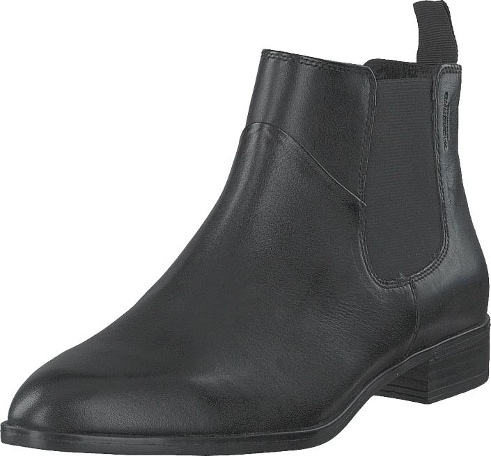 Image of Vagabond Frances Sister 4707-101-20 Black, Kengät, Bootsit, Chelsea boots, Harmaa, Naiset, 36