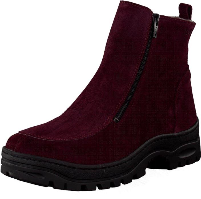 Ilves 756386 Bordo, Kengät, Bootsit, Kengät, Violetti, Naiset, 38