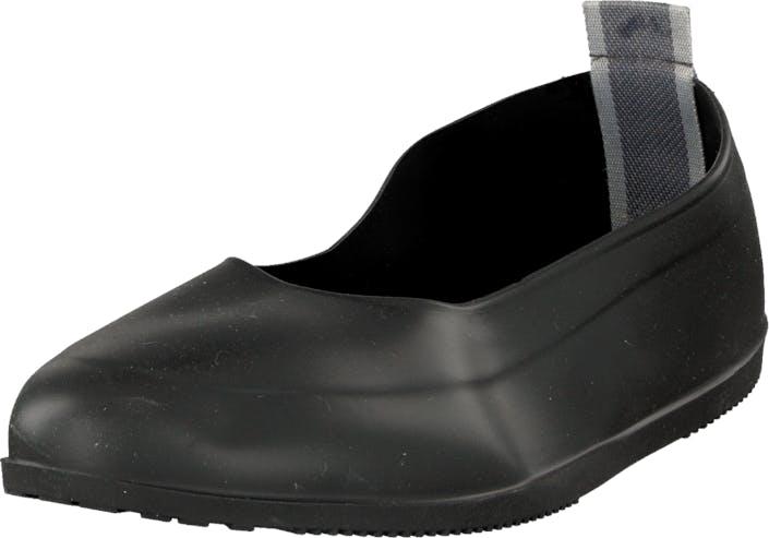 Brunngård McKenna Overshoes Jet Black, Kengät, Matalat kengät, Ballerinat, Musta, Unisex, 36