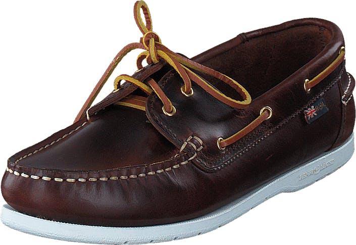 Henri Lloyd Shore Cyclone Seafox, Kengät, Matalat kengät, Purjehduskengät, Ruskea, Naiset, 37