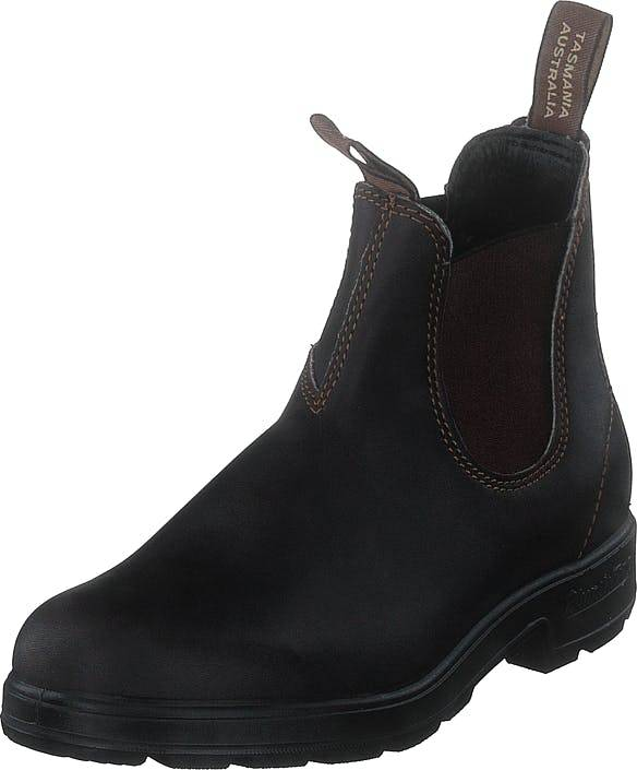 Blundstone 500 Leather Brown, Kengät, Bootsit, Chelsea boots, Ruskea, Unisex, 40