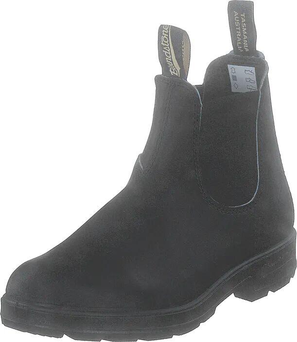 Blundstone 510 Leather Black, Kengät, Bootsit, Chelsea boots, Musta, Unisex, 40