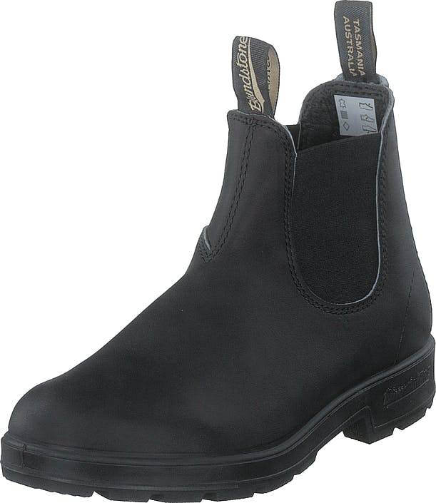 Blundstone 510 Leather Black, Kengät, Bootsit, Chelsea boots, Musta, Unisex, 48