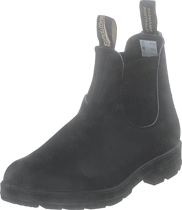 Blundstone 510 Leather Black, Kengät, Bootsit, Chelsea boots, Musta, Unisex, 37