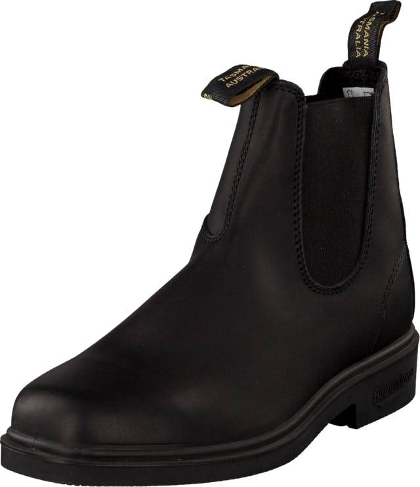 Blundstone 063 Leather Black, Kengät, Bootsit, Chelsea boots, Musta, Unisex, 44
