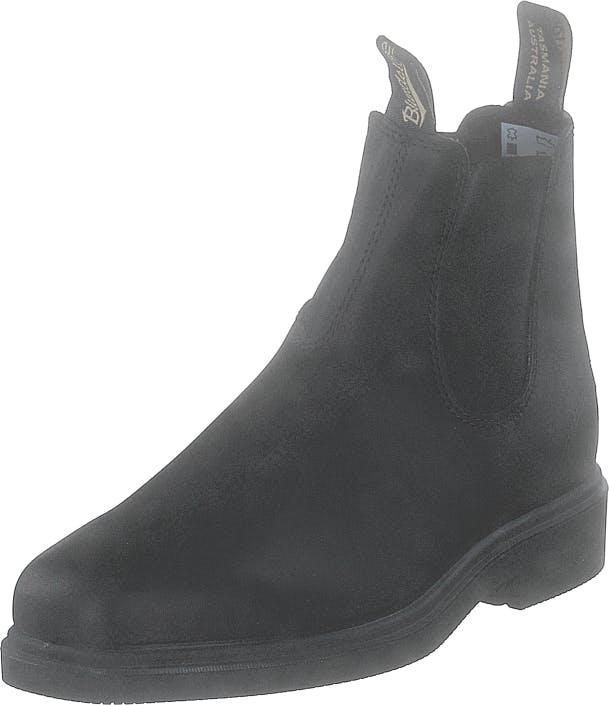 Blundstone 063 Leather Black, Kengät, Bootsit, Chelsea boots, Musta, Unisex, 45