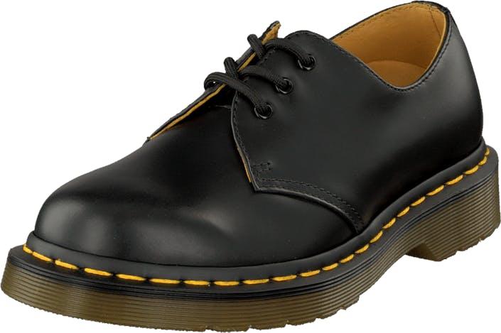 Image of Dr Martens 1461 Z Black, Kengät, Matalapohjaiset kengät, Juhlakengät, Musta, Unisex, 39
