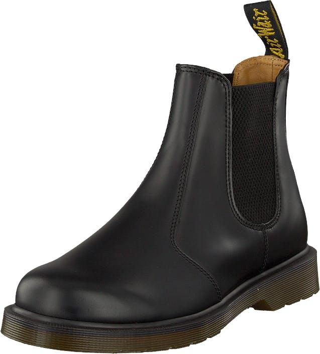 Image of Dr Martens 2976 Chelsea Black, Kengät, Bootsit, Chelsea boots, Musta, Unisex, 45