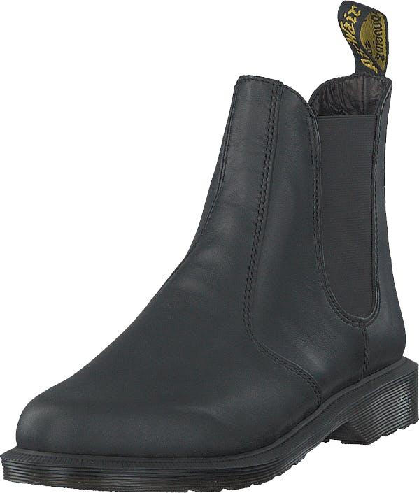 Image of Dr Martens Laura Black, Kengät, Bootsit, Chelsea boots, Musta, Naiset, 36