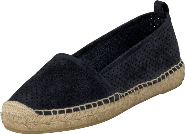Billi Bi 150072051 Navy suede, Kengät, Matalapohjaiset kengät, Slip on, Sininen, Naiset, 36