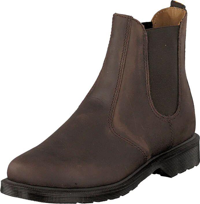Image of Dr Martens Laura Chelsea Dk Brown, Kengät, Bootsit, Chelsea boots, Ruskea, Naiset, 40