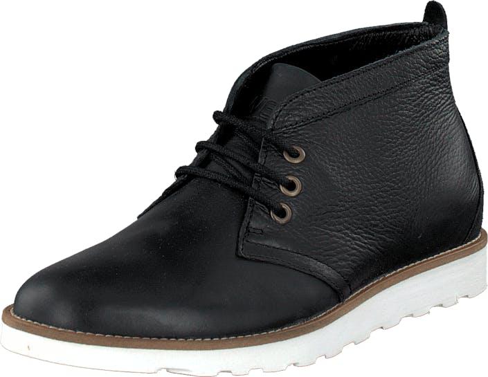 WeSC Desert Boot Black, Kengät, Bootsit, Chukka boots, Musta, Unisex, 41
