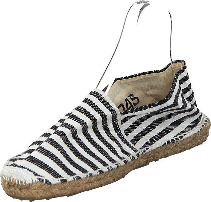 OAS Company 1020-24 Black Stripe, Kengät, Matalat kengät, Slip on, Beige, Unisex, 36