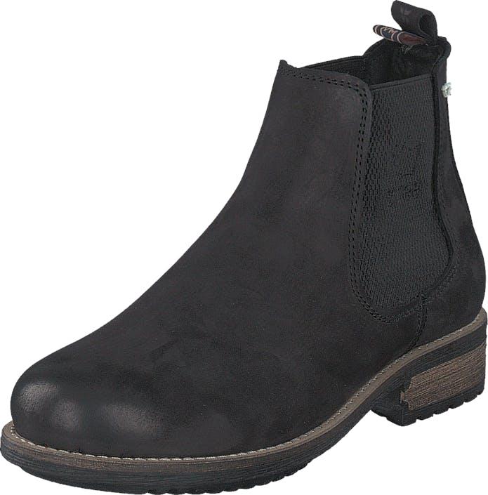 Svea Arboga 2 Black, Kengät, Bootsit, Chelsea boots, Violetti, Naiset, 36