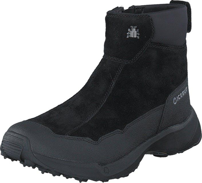 Icebug Metro2 M BUGrip Black, Kengät, Bootsit, Vaelluskengät, Musta, Miehet, 46
