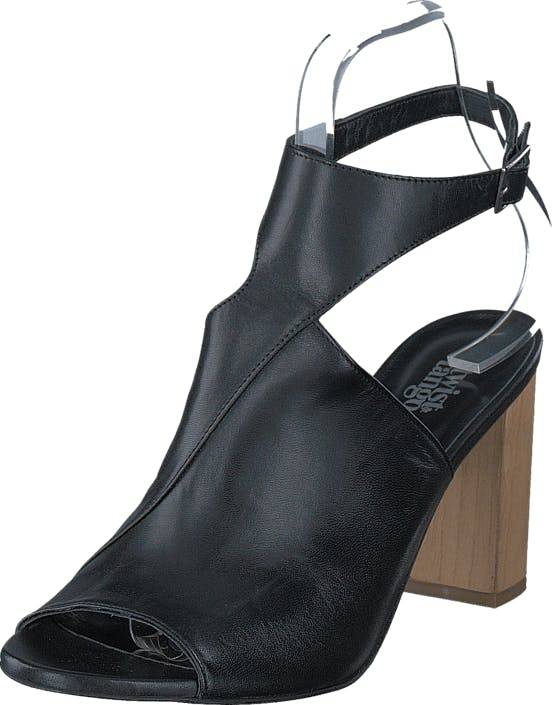 Twist & Tango Normandie Sandals Black, Kengät, Korkokengät, Sandaletit, Harmaa, Naiset, 37