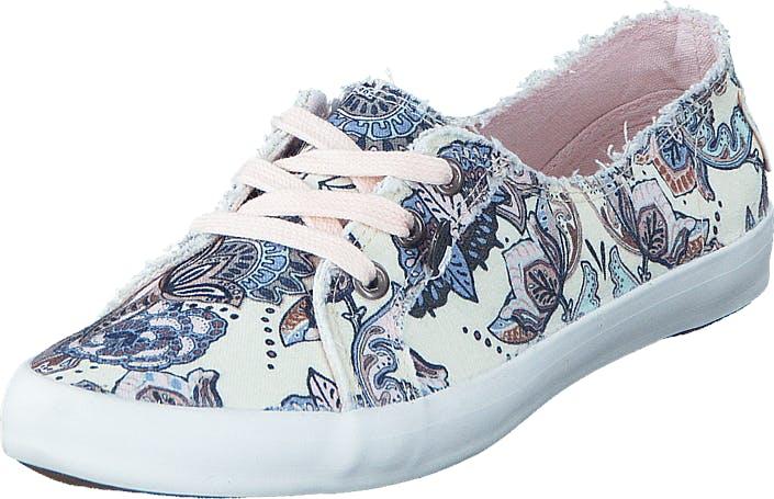 Image of Odd Molly Low Altitude Sneakers Multi, Kengät, Matalapohjaiset kengät, Kangaskengät, Sininen, Harmaa, Kuvioitu, Naiset, 37