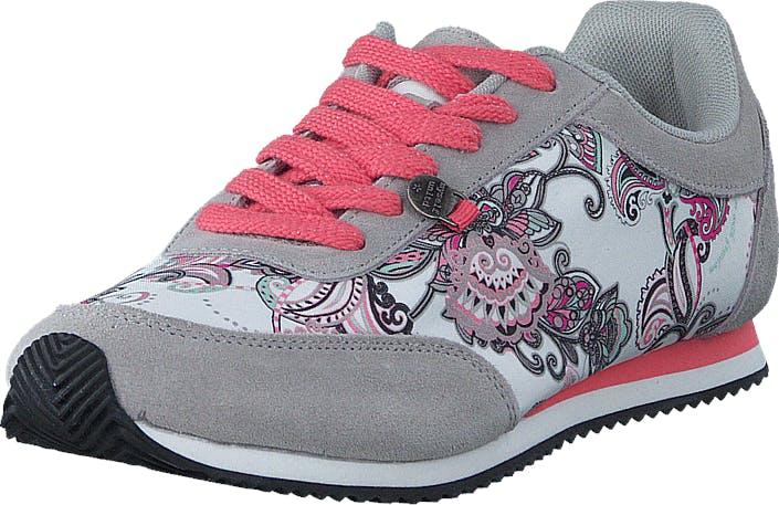 Image of Odd Molly Running Free City Trainer Light Chalk, Kengät, Matalapohjaiset kengät, Kävelykengät, Violetti, Naiset, 37