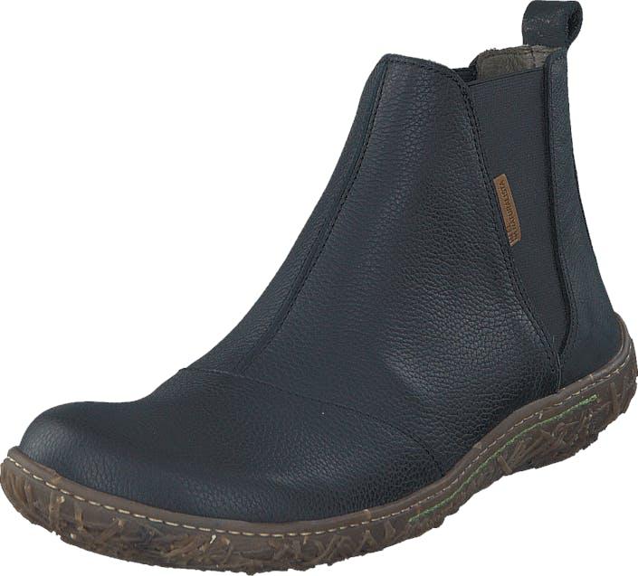 Image of El Naturalista N786 Nido Black, Kengät, Bootsit, Chelsea boots, Harmaa, Naiset, 36