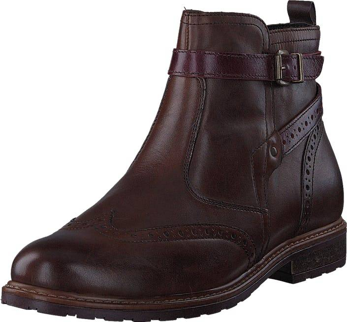 Image of Tamaris 1-1-25004-29 354 Muscat Comb, Kengät, Bootsit, Chelsea boots, Ruskea, Naiset, 40