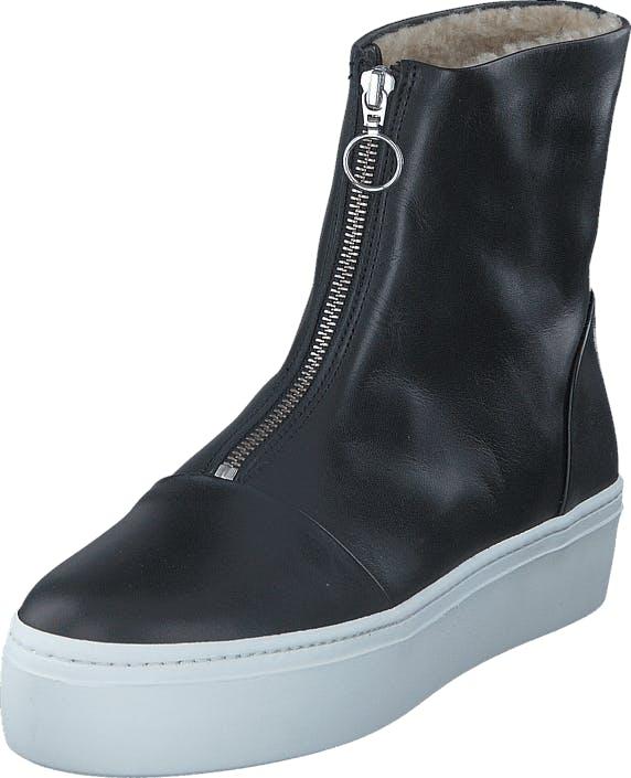 Twist & Tango Oslo Boots Black, Kengät, Bootsit, Curlingkengät, Musta, Naiset, 38