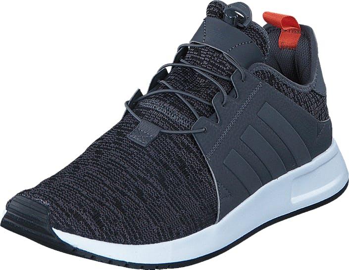 Image of Adidas Originals X_Plr Grey Five F17/Grey Five F17/Ft, Kengät, Sneakerit ja urheilukengät, Sneakerit, Sininen, Unisex, 36