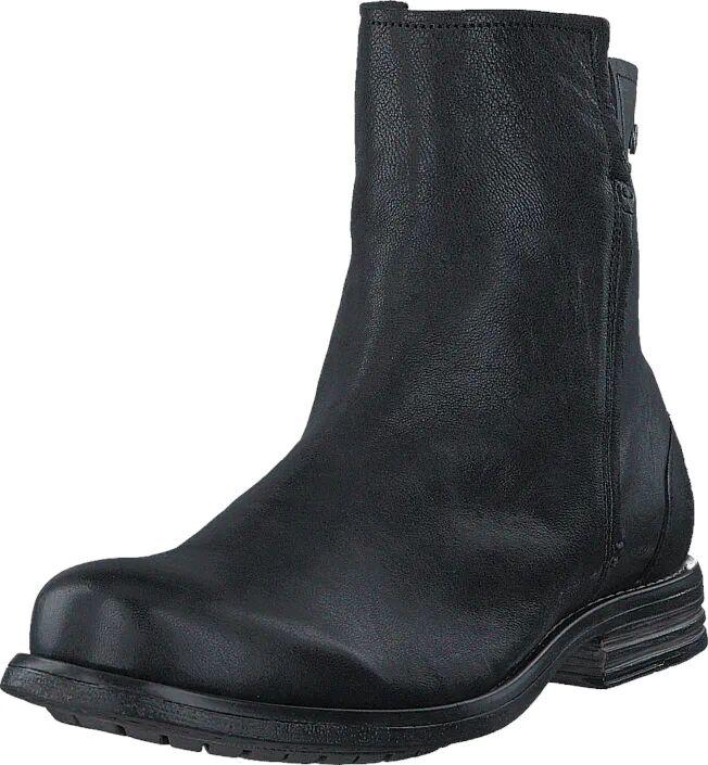 Sneaky Steve Shady W Black Rock, Kengät, Bootsit, Chelsea boots, Musta, Naiset, 40