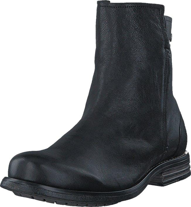 Sneaky Steve Shady W Black Rock, Kengät, Bootsit, Chelsea boots, Musta, Naiset, 39