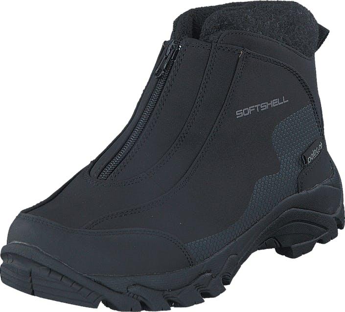 Polecat 430-5985 Waterproof Warm Lined Black, Kengät, Bootsit, Lämminvuoriset kengät, Musta, Unisex, 39
