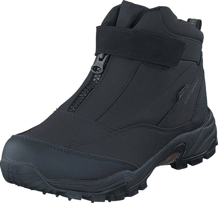 Polecat 430-0871 Waterproof Warm Lined Black ICE-Tech Studs, Kengät, Bootsit, Vaelluskengät, Musta, Unisex, 44