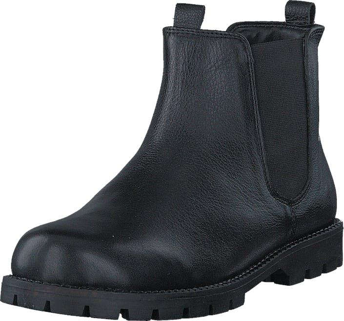 Gulliver 458-5827 Black, Kengät, Bootsit, Chelsea boots, Musta, Lapset, 35