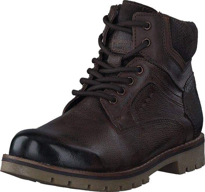 Senator 451-8001 Premium Warm Lining Dark Brown, Kengät, Bootsit, Kengät, Ruskea, Miehet, 40