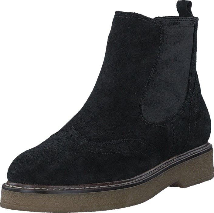 Esprit Jone tg bootie Black, Kengät, Bootsit, Chelsea boots, Musta, Naiset, 36