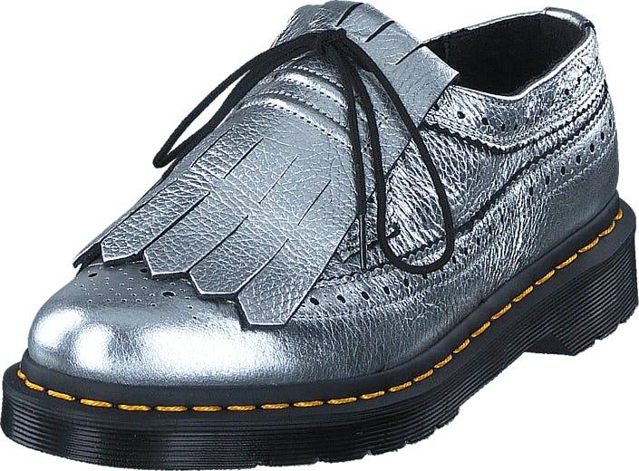 Image of Dr Martens 3989 Silver, Kengät, Sneakerit ja urheilukengät, Sneakerit, Sininen, Naiset, 37
