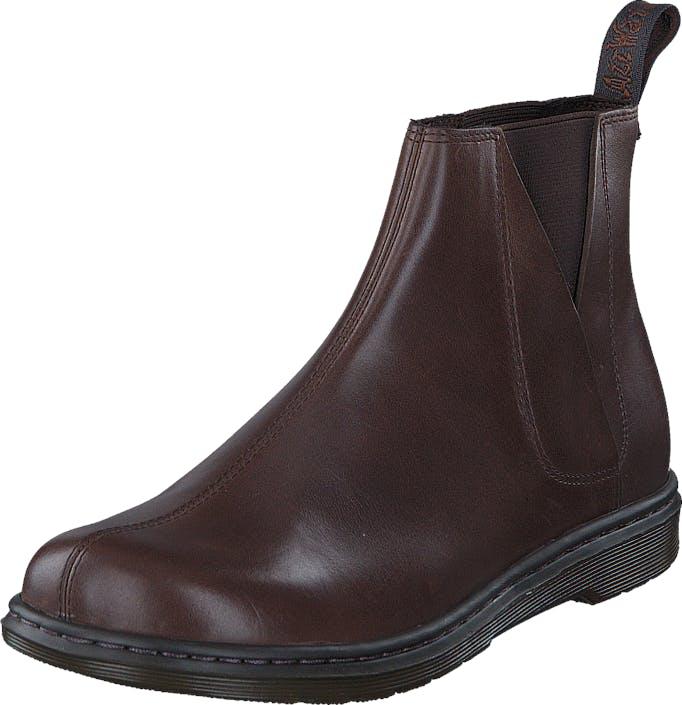 Image of Dr Martens Noelle Dk Brown, Kengät, Bootsit, Chelsea boots, Ruskea, Naiset, 36