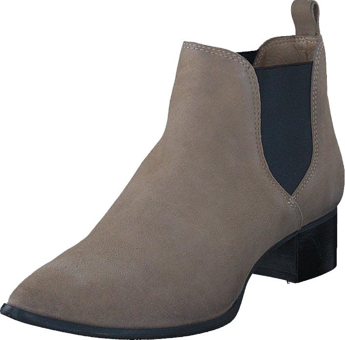 Twist & Tango Santiago Boots Beige, Kengät, Bootsit, Chelsea boots, Ruskea, Naiset, 36