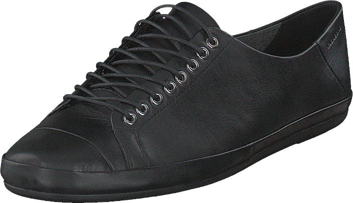 Vagabond Rose Black, Kengät, Matalat kengät, Kangaskengät, Musta, Naiset, 40