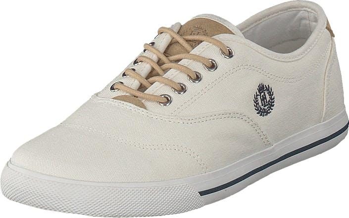 Henri Lloyd Bridport Lace Offwhite, Kengät, Matalapohjaiset kengät, Kävelykengät, Valkoinen, Naiset, 36