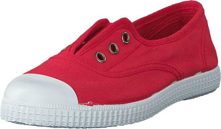 Chipie Josepe Babies Rouge, Kengät, Matalat kengät, Slip on, Sininen, Punainen, Lapset, 24