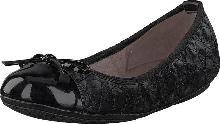 Butterfly Twists Olivia Black, Kengät, Matalat kengät, Ballerinat, Musta, Naiset, 38