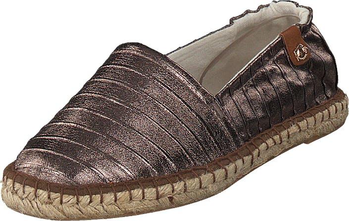 Image of Tamaris 24610-913 Bronze Structure, Kengät, Matalat kengät, Slip on, Beige, Pronssi, Ruskea, Naiset, 40