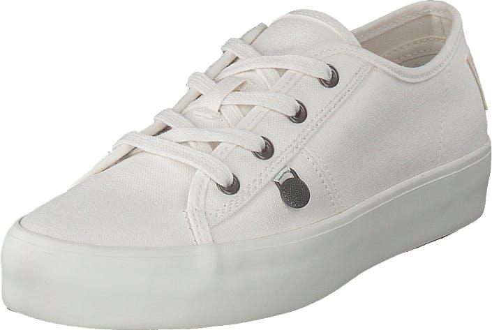 Image of Odd Molly Pedestrian Sneaker Light Chalk, Kengät, Matalapohjaiset kengät, Kävelykengät, Harmaa, Naiset, 36