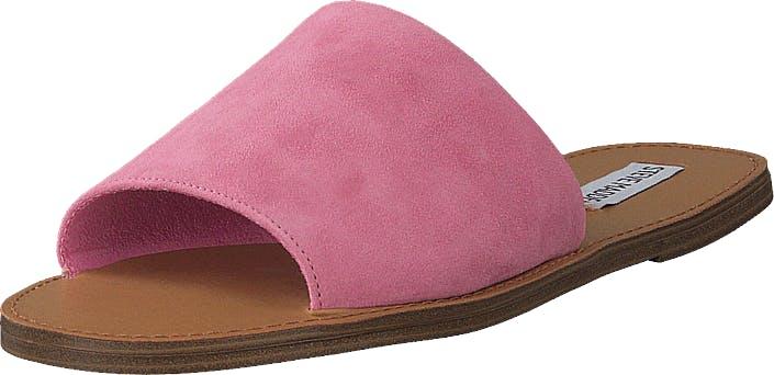 Steve Madden Grace Slipper Pink, Kengät, Sandaalit ja tohvelit, Sandaalit, Ruskea, Vaaleanpunainen, Naiset, 36