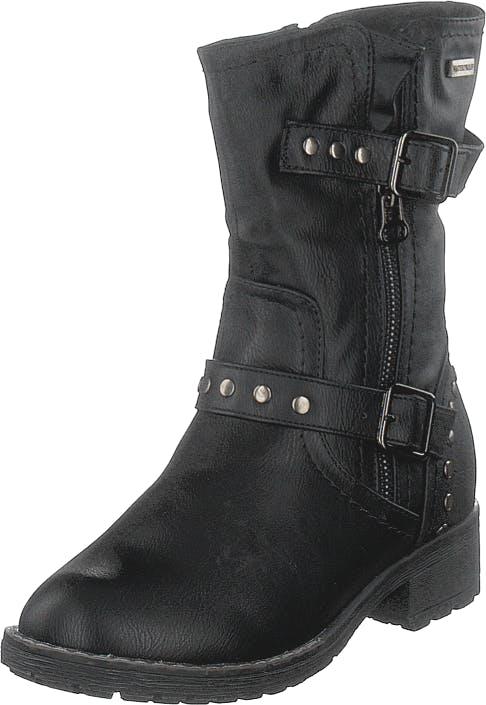 Wildflower More Black, Kengät, Bootsit, Korkeavartiset bootsit, Musta, Lapset, 33