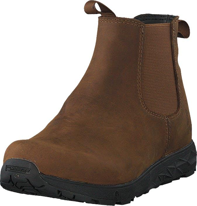Icebug Wander W Michelin Coffee, Kengät, Bootsit, Chelsea boots, Ruskea, Naiset, 39