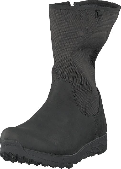 Icebug Grove W Bugrip® Black, Kengät, Saappaat ja Saapikkaat, Lämminvuoriset talvisaappaat, Musta, Naiset, 37