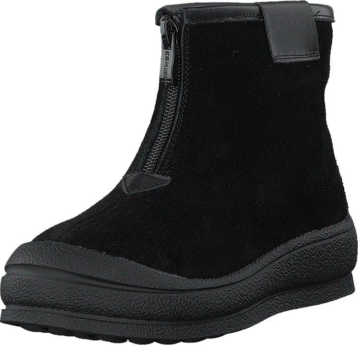 Eskimo Adeline Black, Kengät, Bootsit, Curlingkengät, Musta, Lapset, 28