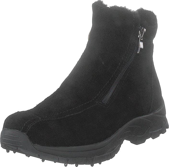 Eskimo Mango Spike Dubb Black, Kengät, Bootsit, Lämminvuoriset kengät, Musta, Naiset, 37